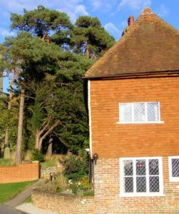 period property planning permission surrey